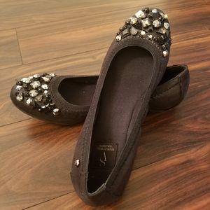 Simply Vera Wang Ballet Flats (NEVER WORN)